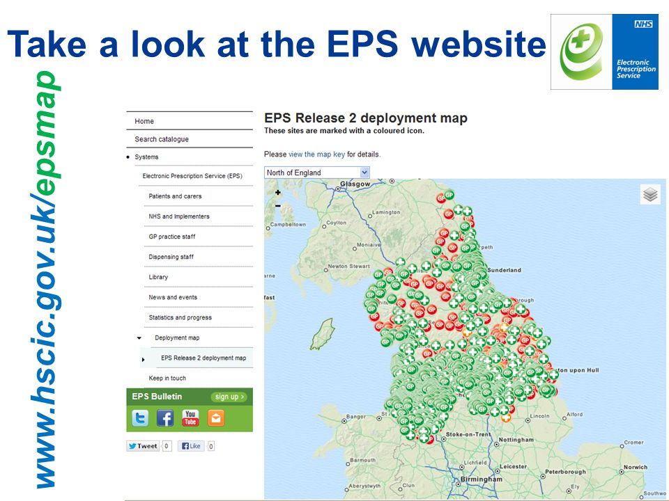 Take a look at the EPS website