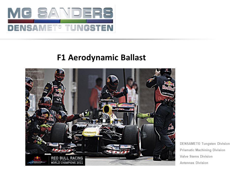 F1 Aerodynamic Ballast