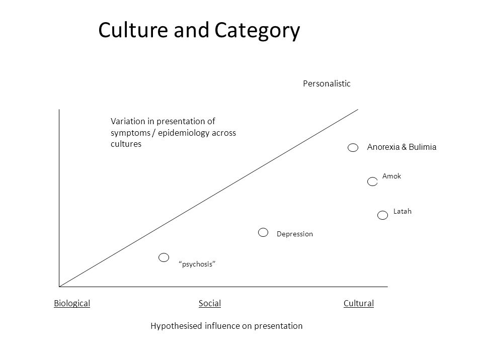 Culture and Category Personalistic