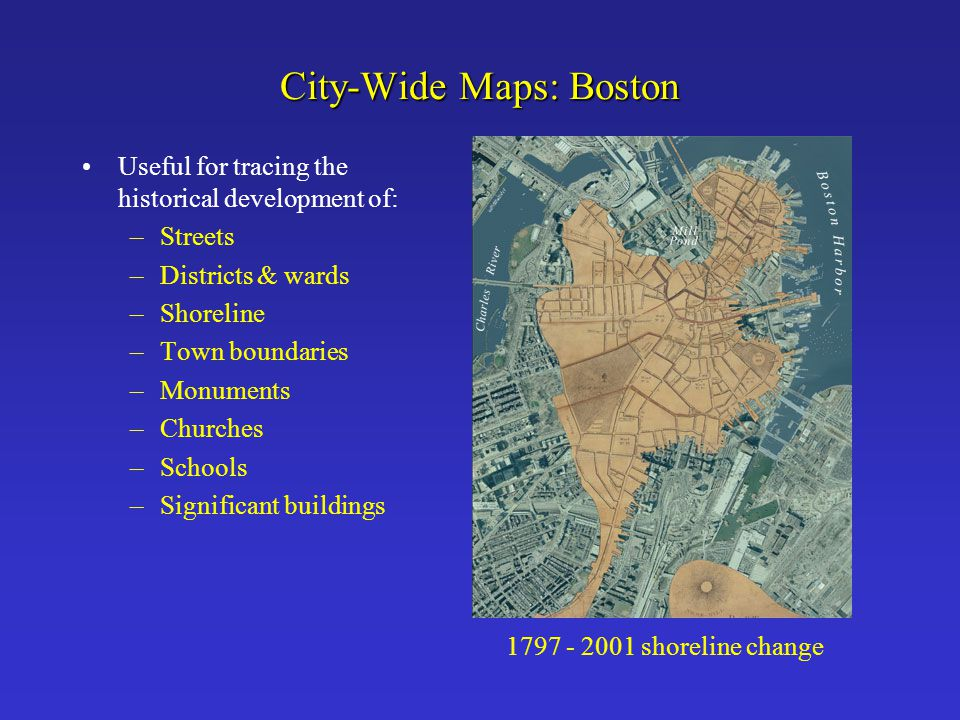 City-Wide Maps: Boston