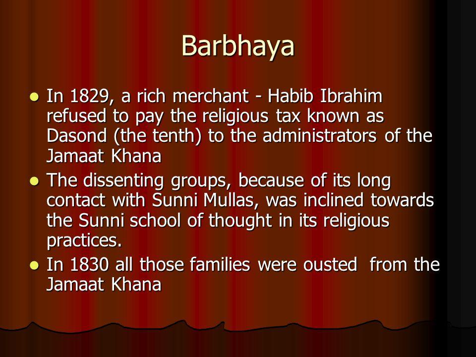 Barbhaya