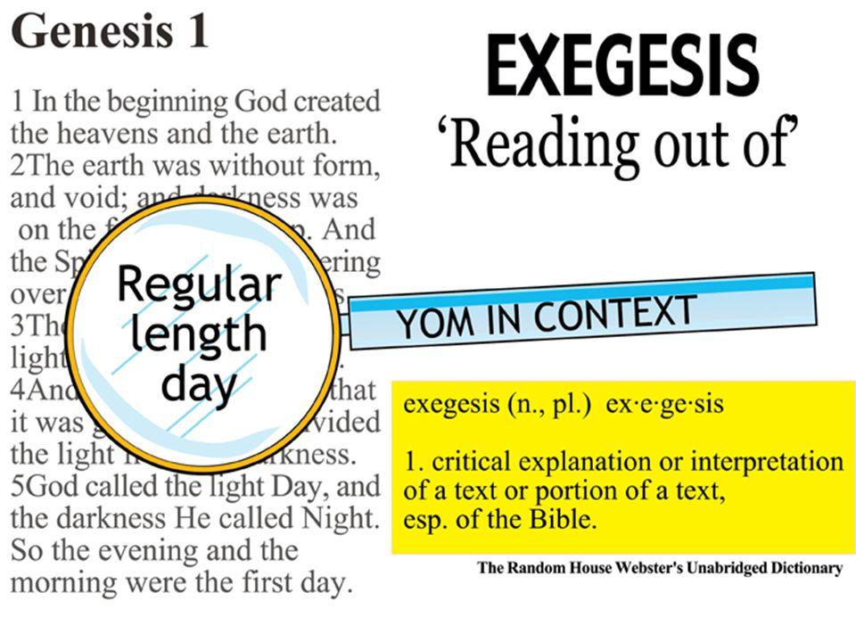 Exegesis MAG