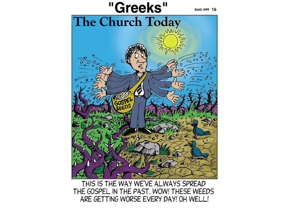 Church Today - Greeks