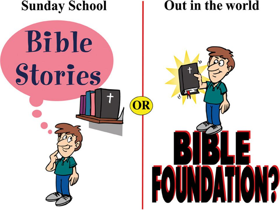 Bible Stories or Bible Foundation