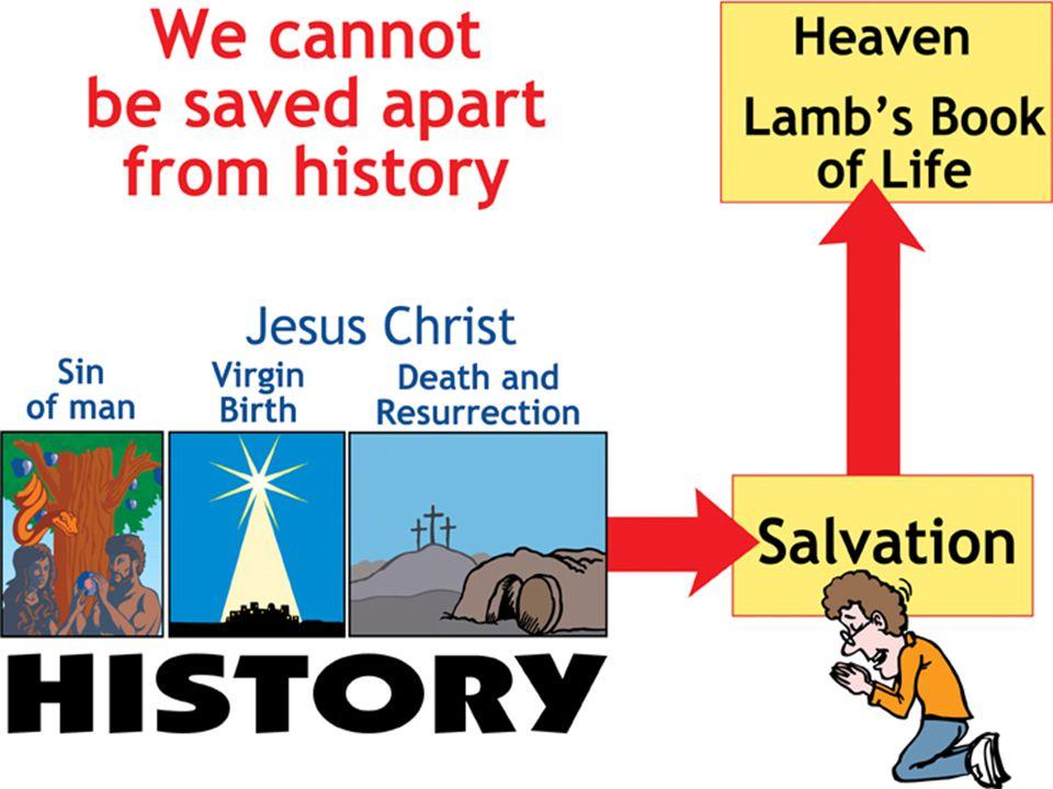 History-Salvation-Heaven