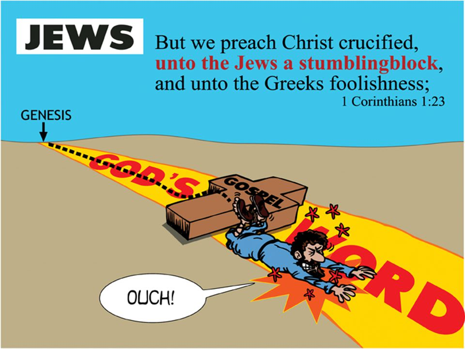 01 Jews fall over Gospel