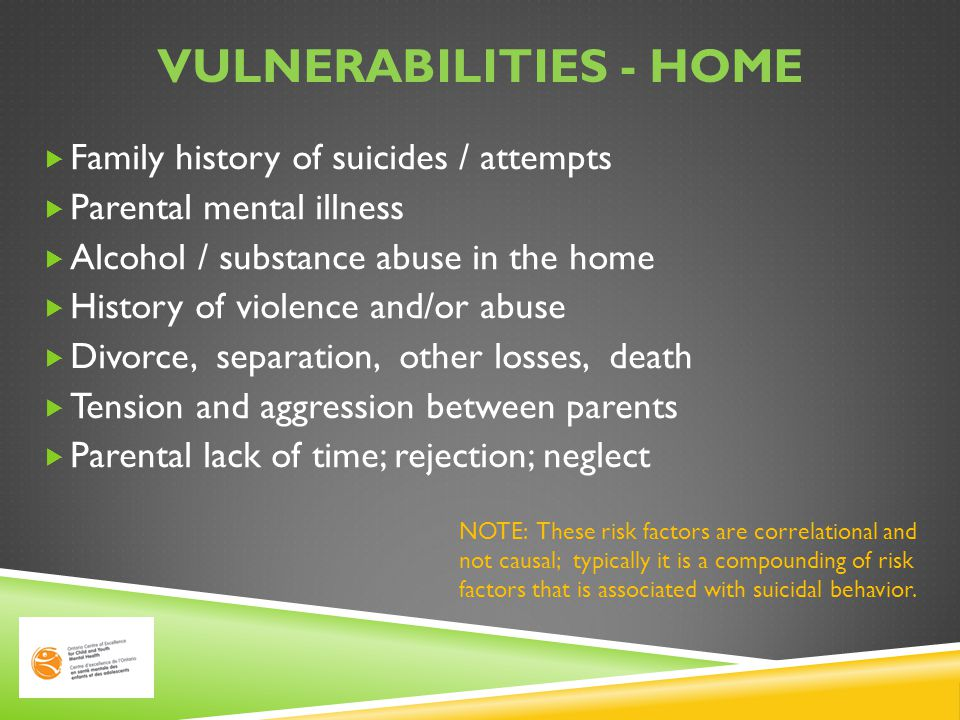 Vulnerabilities - home