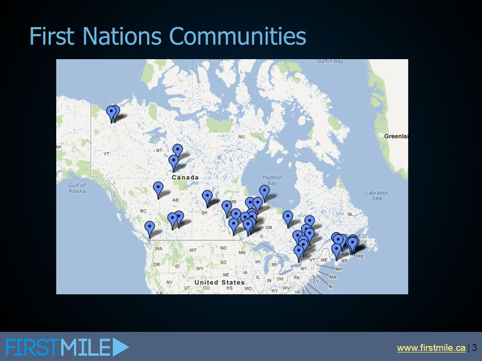First Nations Communities
