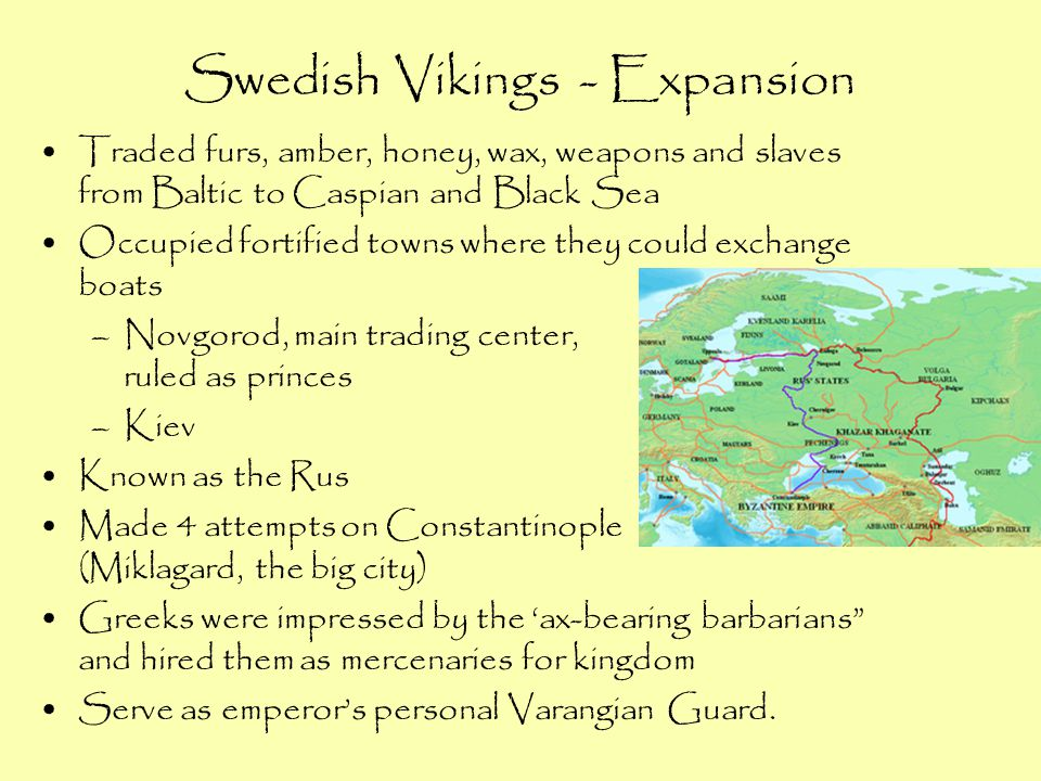 Swedish Vikings - Expansion