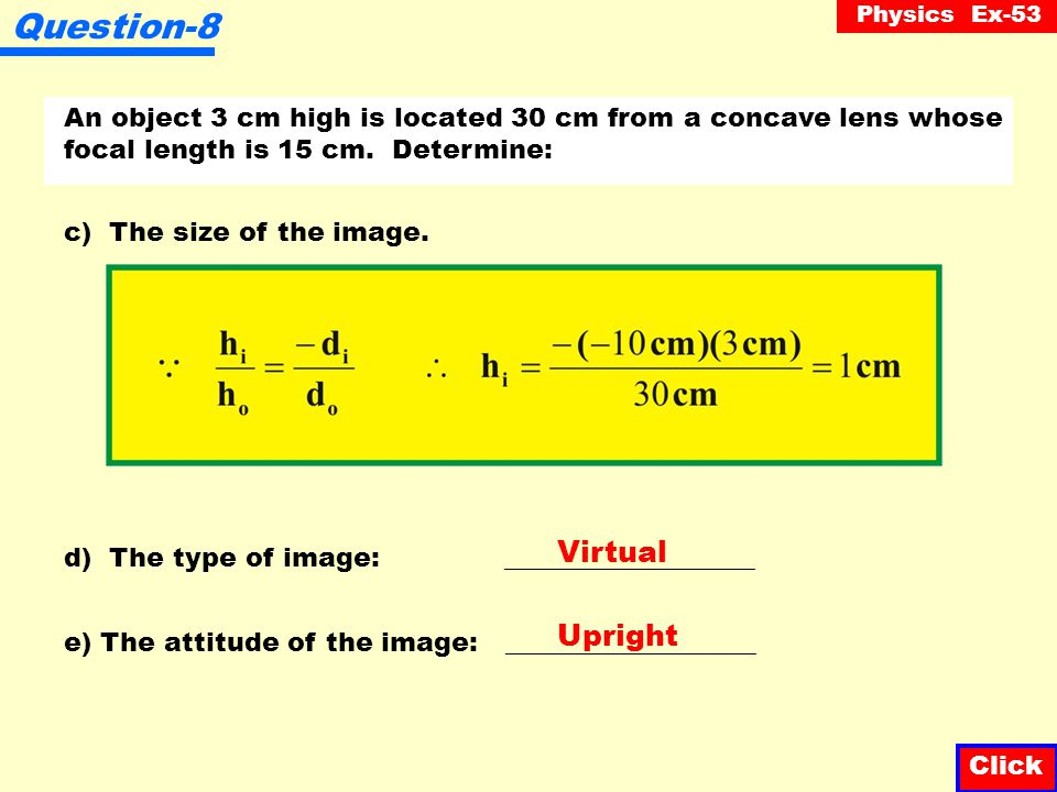 Question-8 Virtual Upright