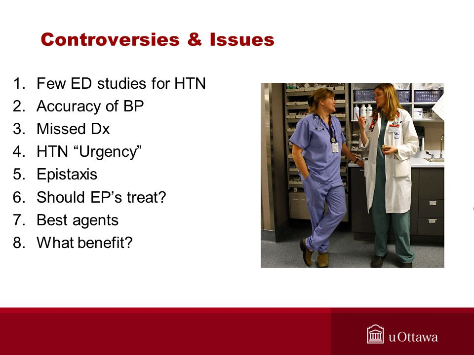 Controversies & Issues