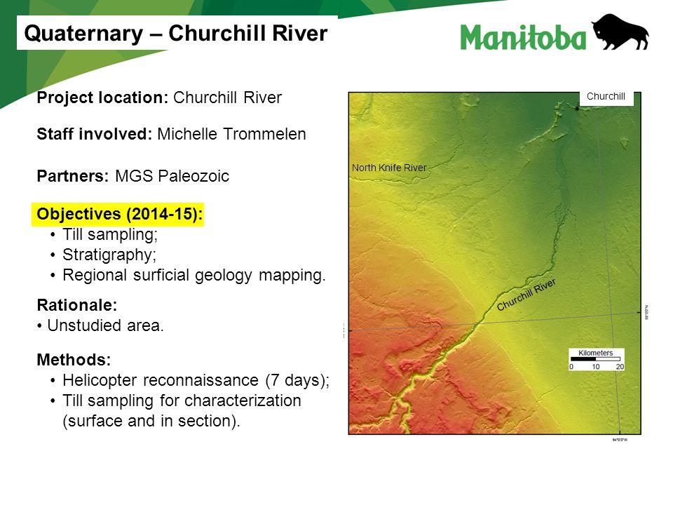 Quaternary – Churchill River