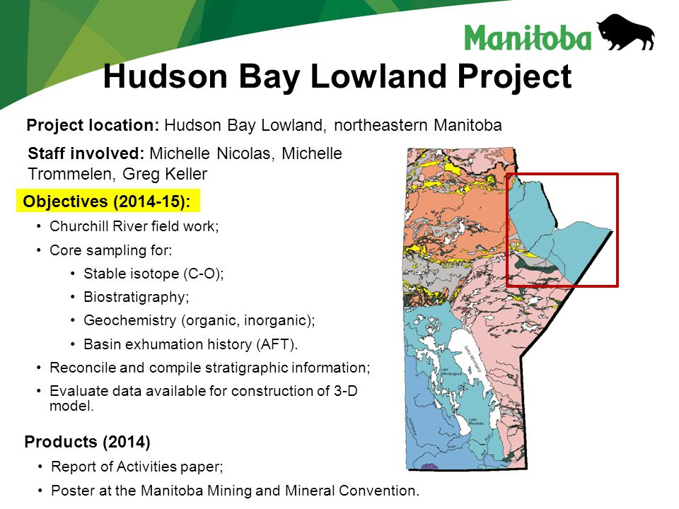 Hudson Bay Lowland Project
