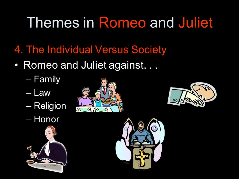 The theme of violence in romeo and juliet