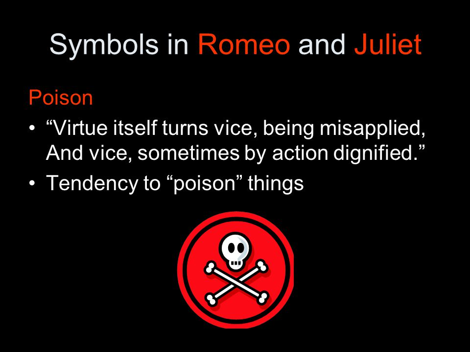 Symbols in Romeo and Juliet