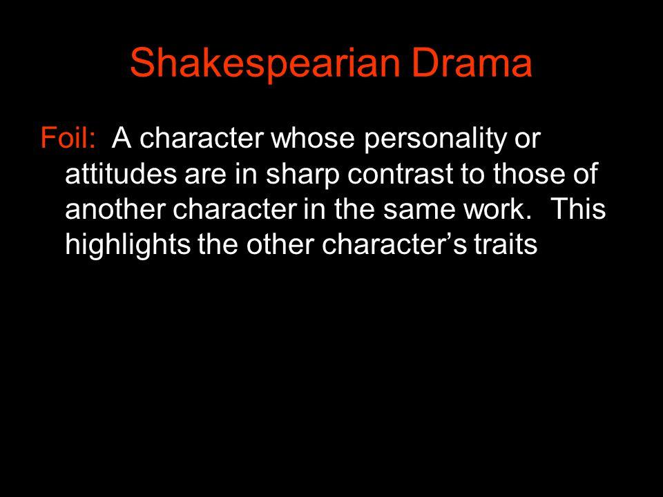Shakespearian Drama