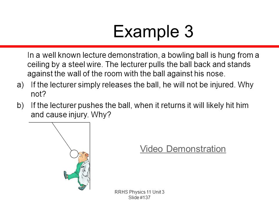 Example 3 Video Demonstration