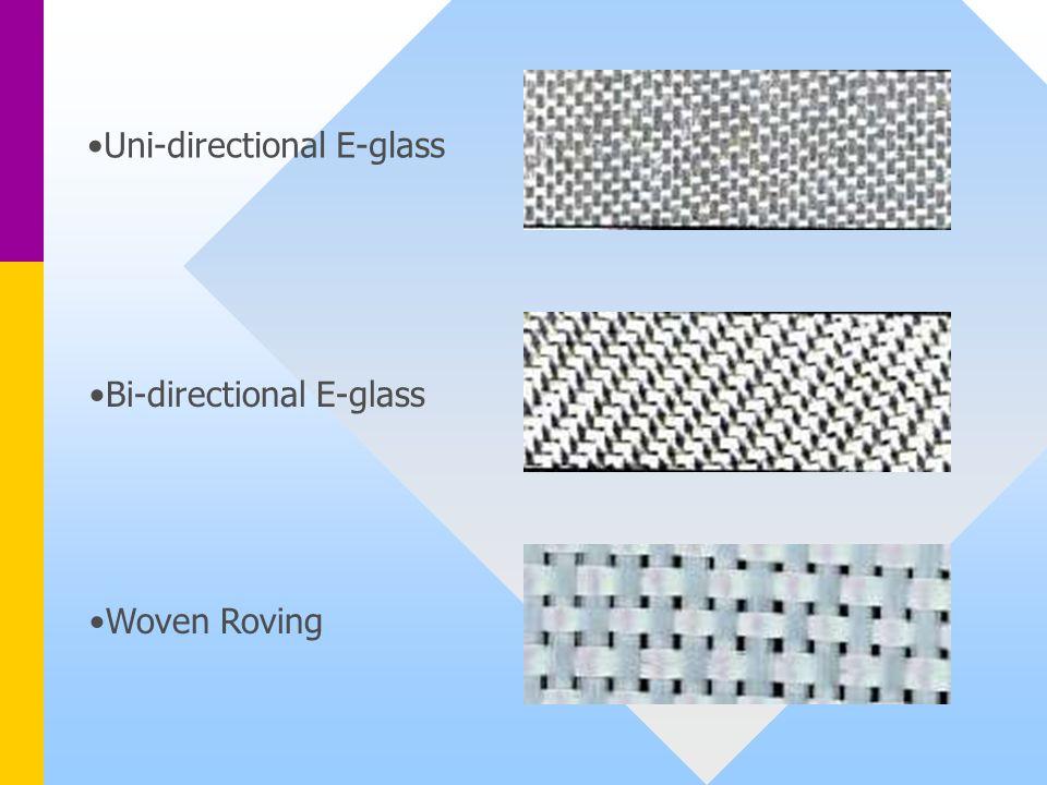 Uni-directional E-glass