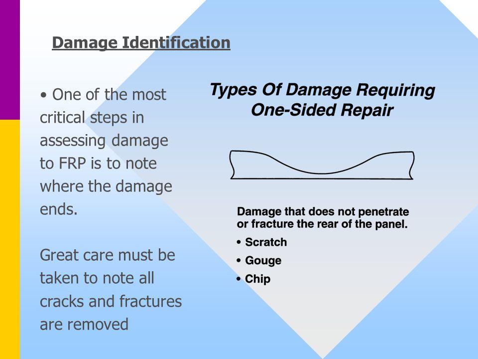 Damage Identification