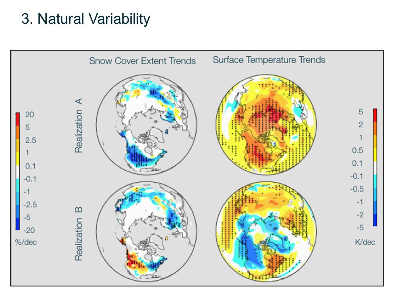 3. Natural Variability