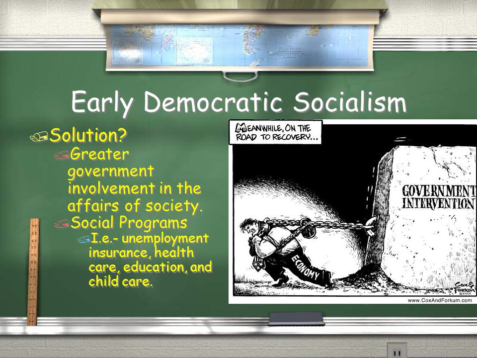 Early Democratic Socialism