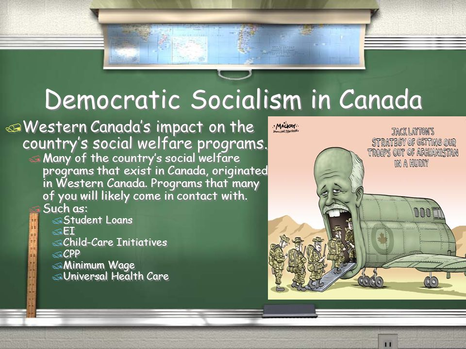 Democratic Socialism in Canada