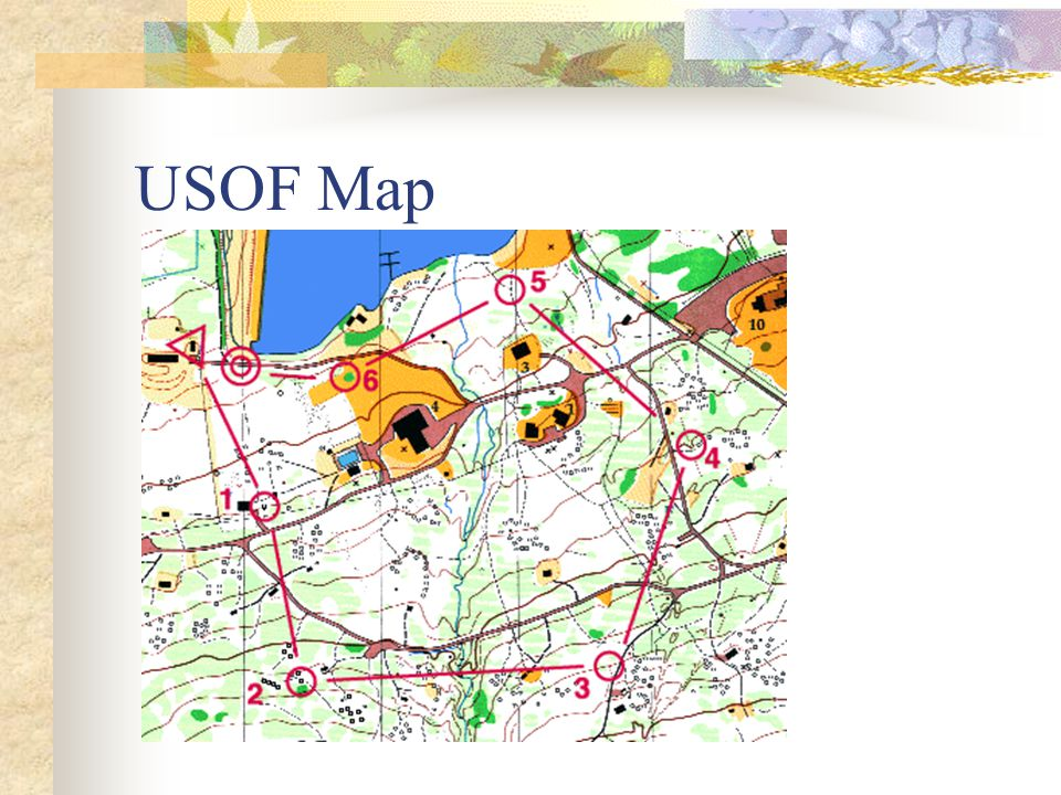 USOF Map