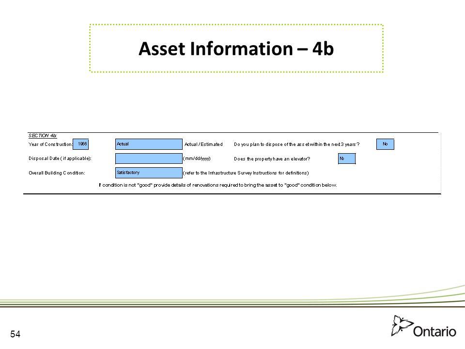 Asset Information – 4b 54 54