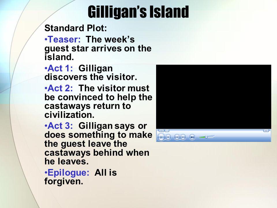 Gilligan's Island Standard Plot: