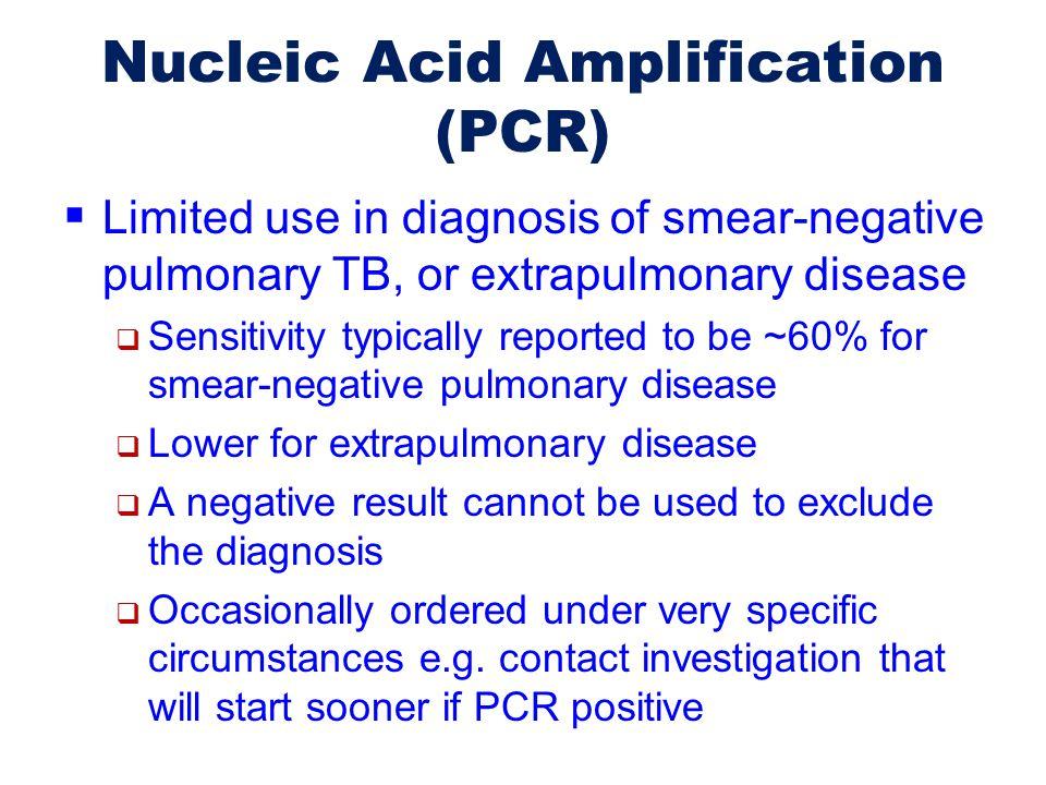 Nucleic Acid Amplification (PCR)