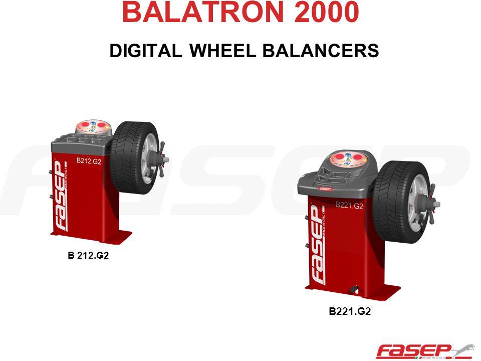 BALATRON 2000 DIGITAL WHEEL BALANCERS