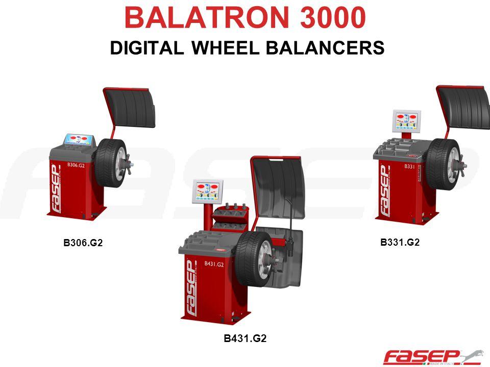 BALATRON 3000 DIGITAL WHEEL BALANCERS