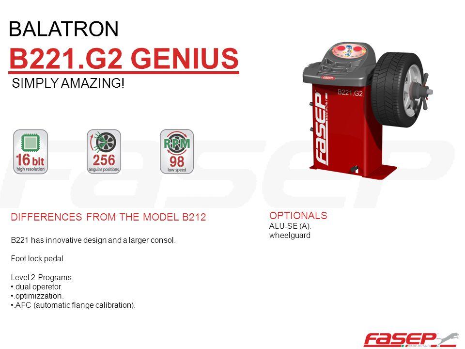 B221.G2 GENIUS BALATRON SIMPLY AMAZING!