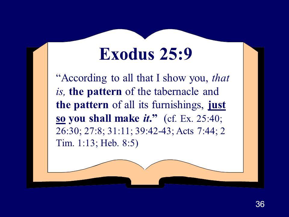 Exodus 25:9