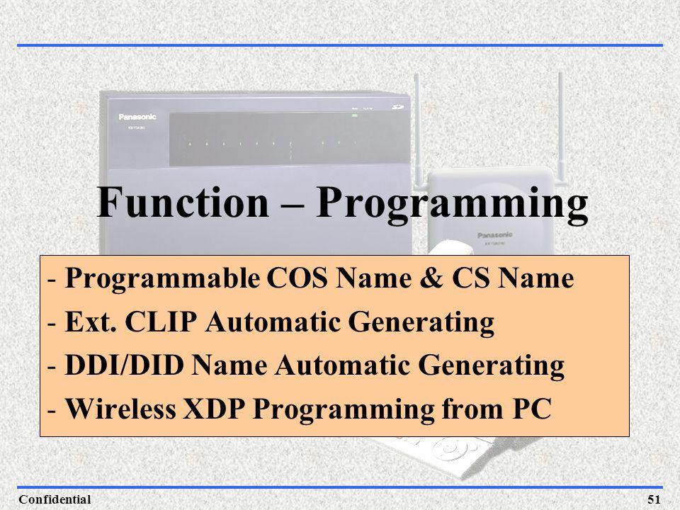 Function – Programming