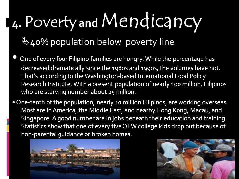 4. Poverty and Mendicancy