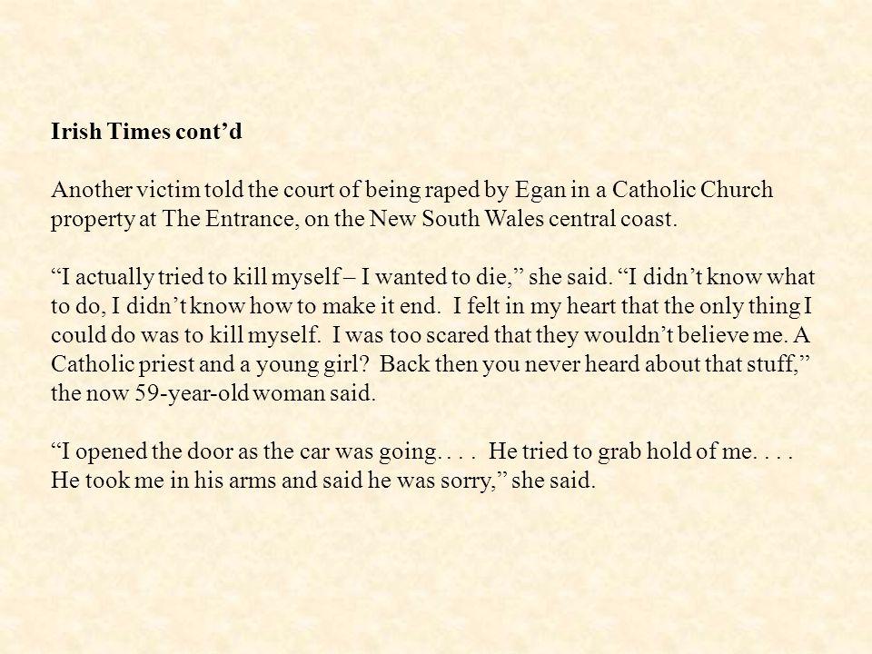 Irish Times cont'd