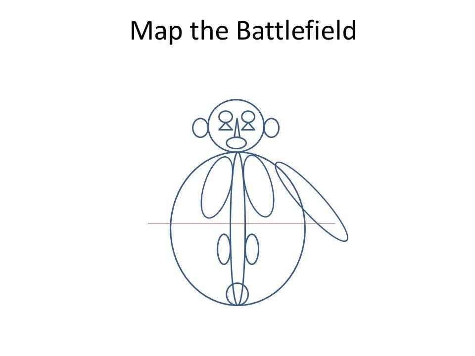 Map the Battlefield