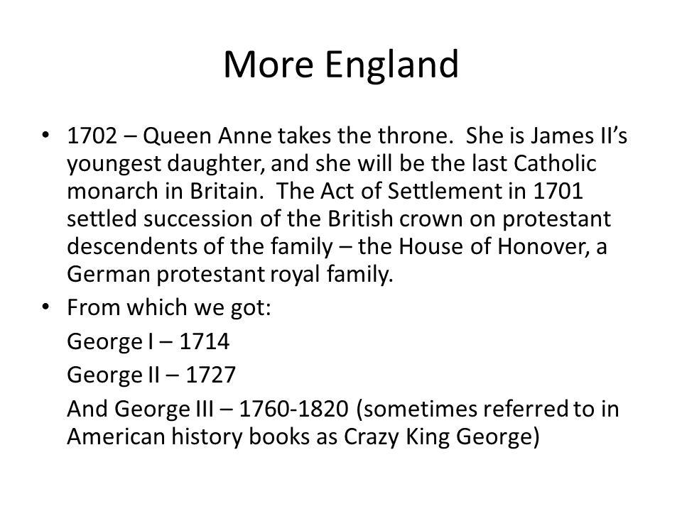More England