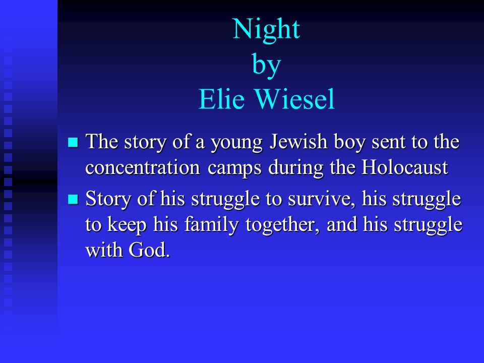 night concentration camps