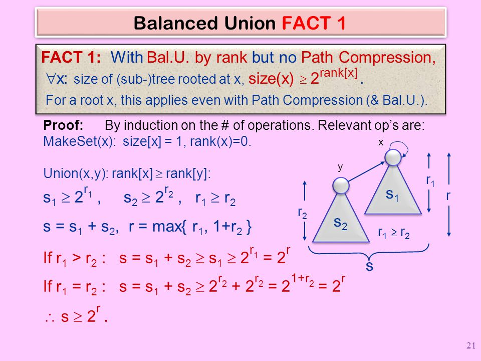 Balanced Union FACT 1