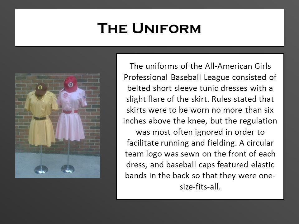 The Uniform