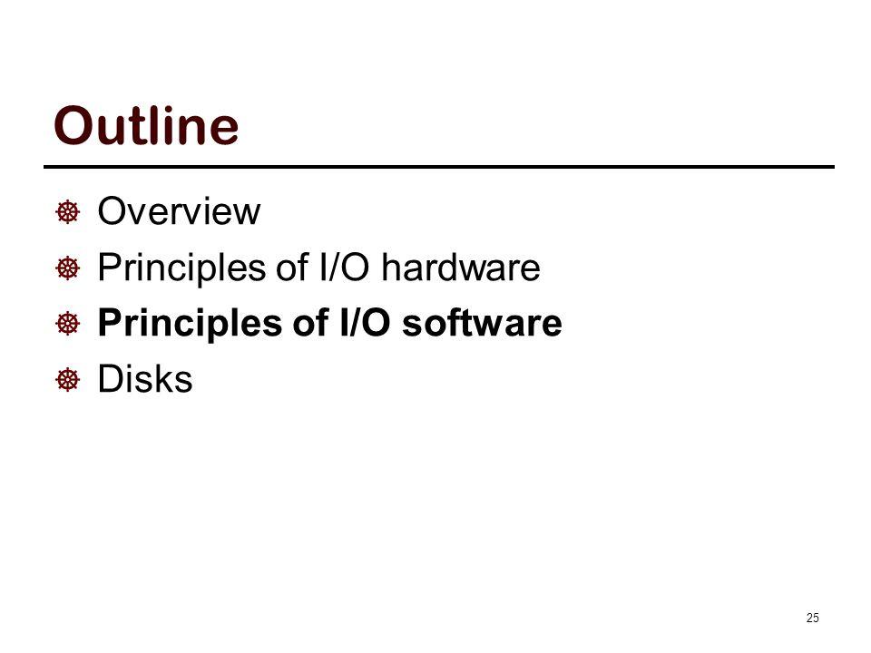 Types of I/O Synchronous I/O Asynchronous I/O Programmed I/O: