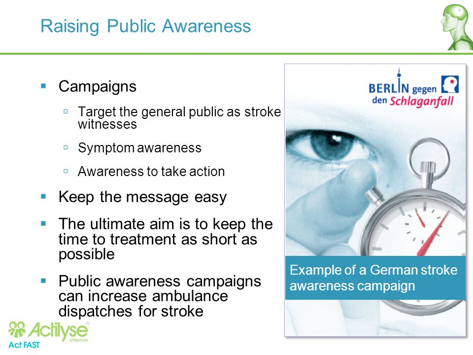 Raising Public Awareness