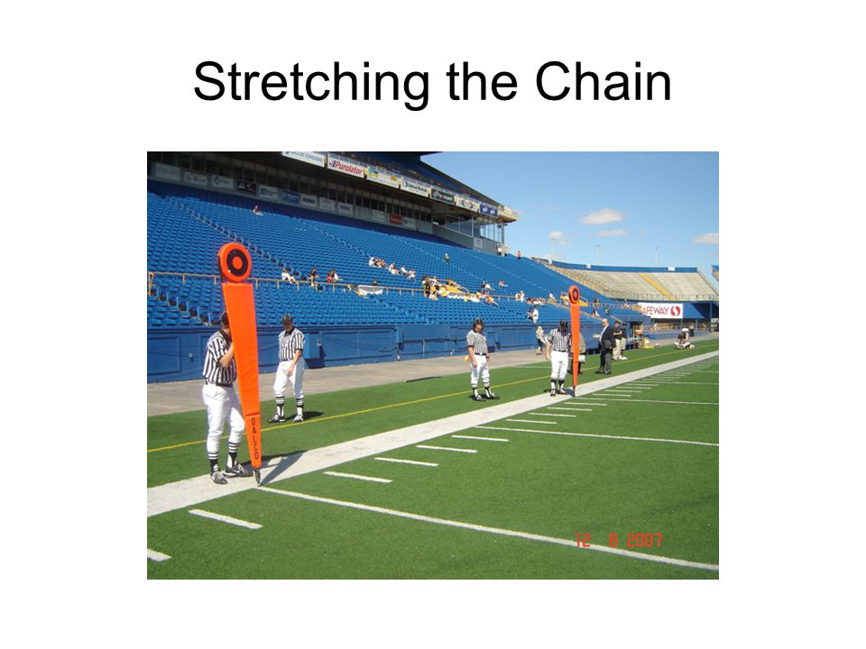 Stretching the Chain