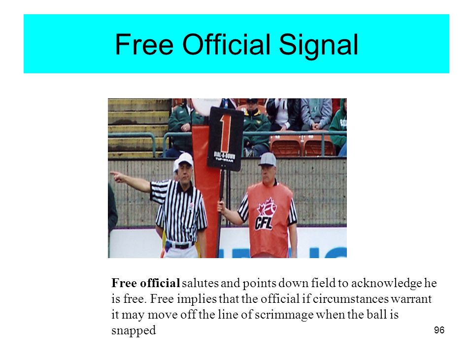 Free Official Signal