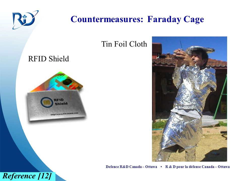 Countermeasures: Faraday Cage