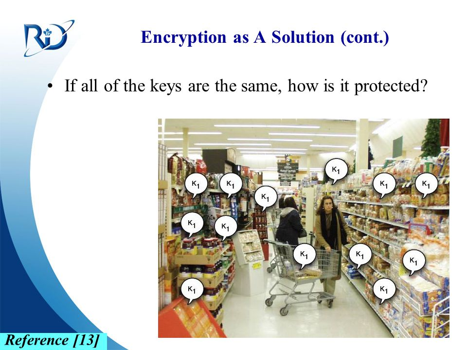 Encryption as A Solution (cont.)