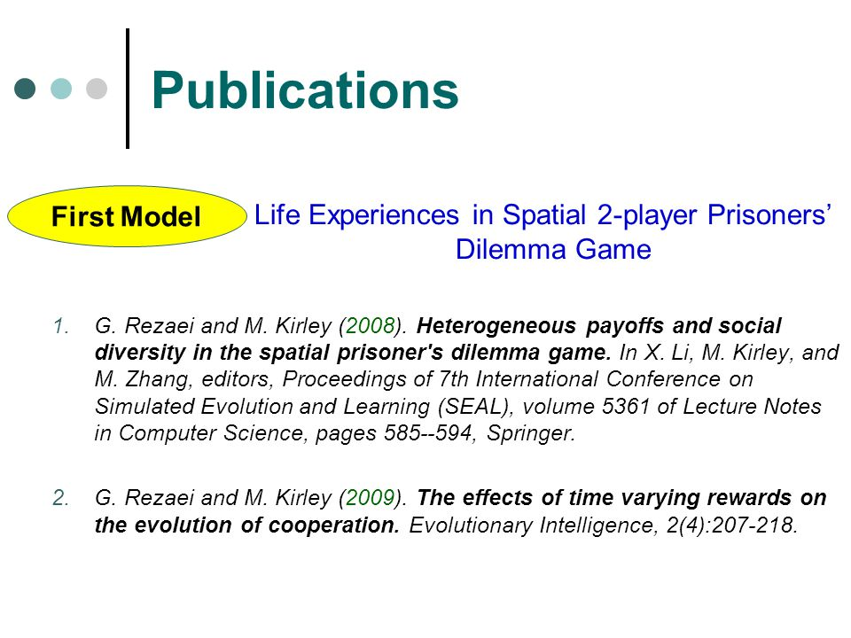 Life Experiences in Spatial 2-player Prisoners' Dilemma Game