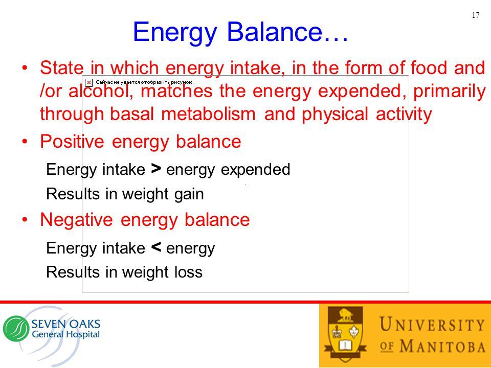 17 Energy Balance…